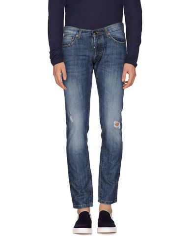 Джинсовые брюки PAOLO PECORA 42543066VO