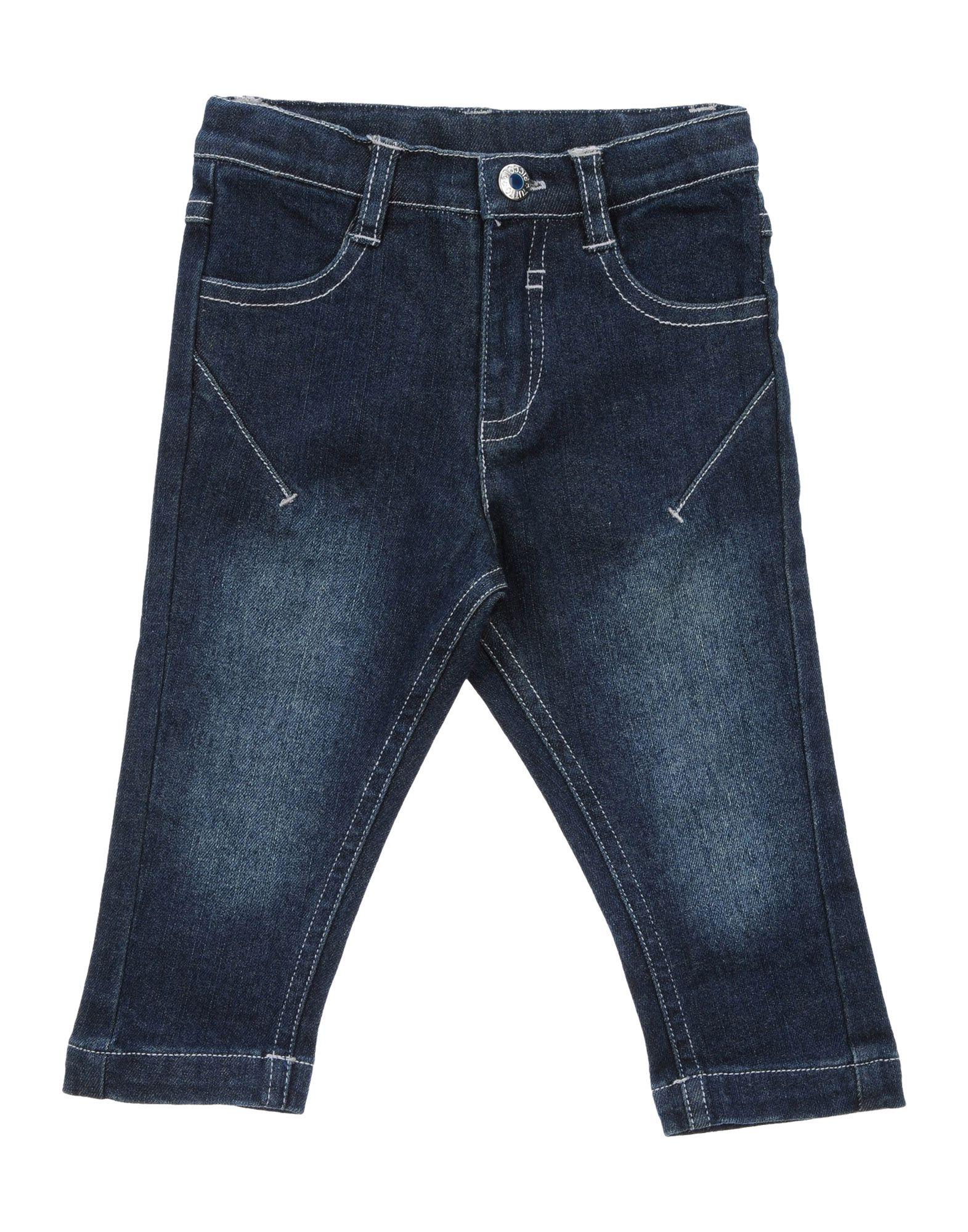 цены TUTTO PICCOLO Джинсовые брюки