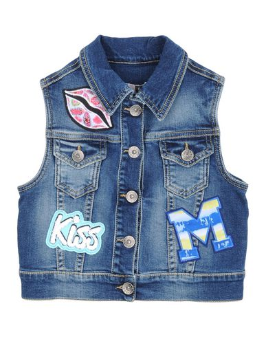 Джинсовая верхняя одежда от MSGM