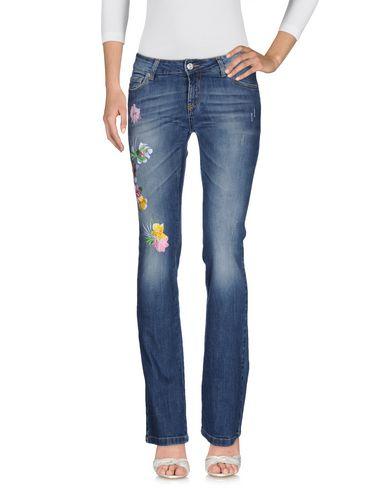 Джинсовые брюки FORNARINA 42543527CH
