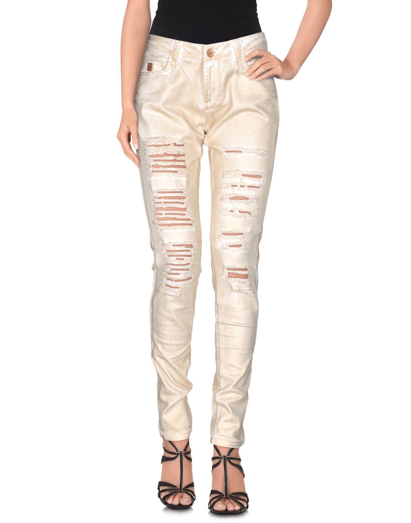 цены на !M?ERFECT Джинсовые брюки  в интернет-магазинах