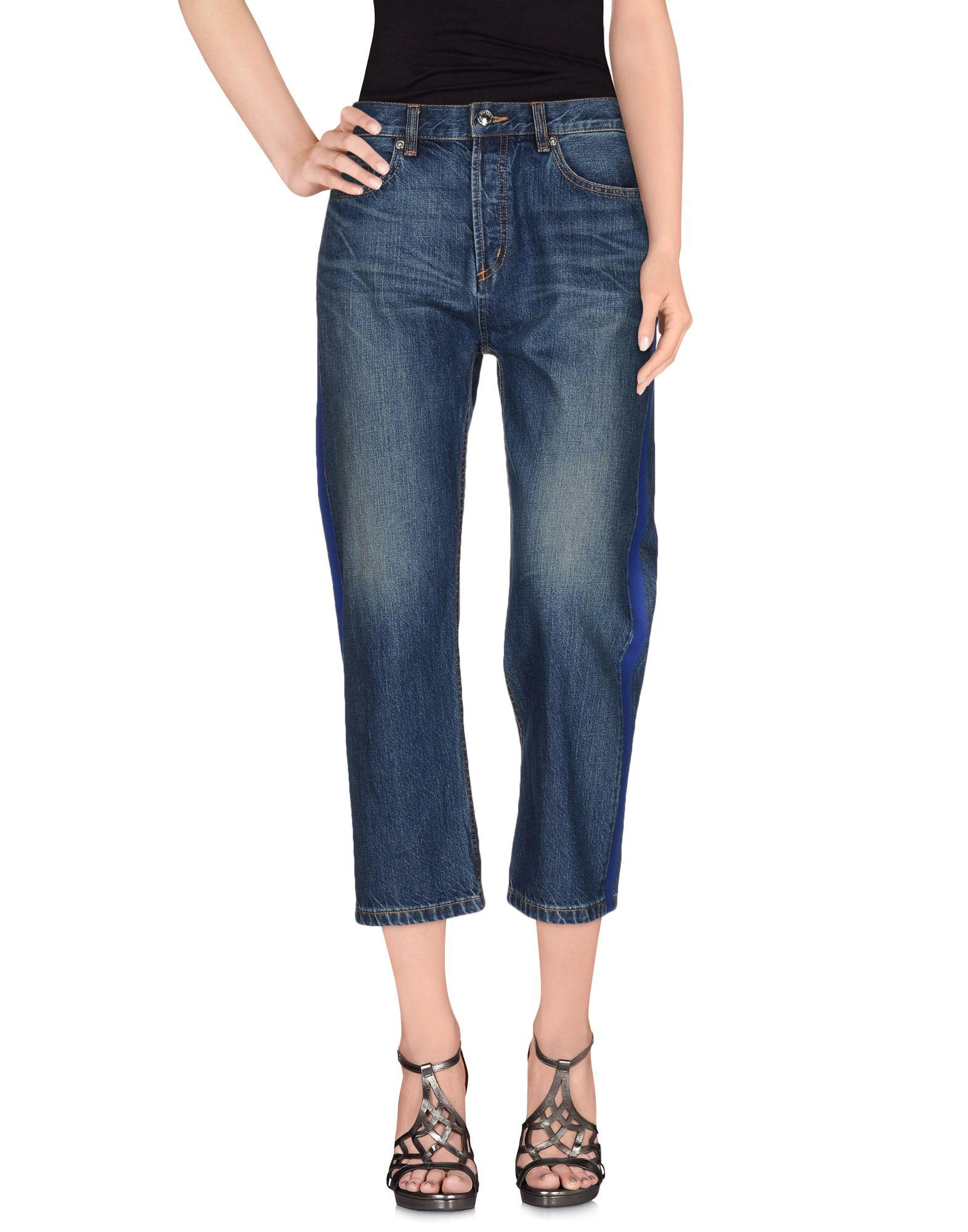 цена MARC BY MARC JACOBS Джинсовые брюки онлайн в 2017 году