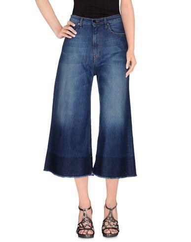 Джинсовые брюки-капри TRUE NYC. 42543952BL