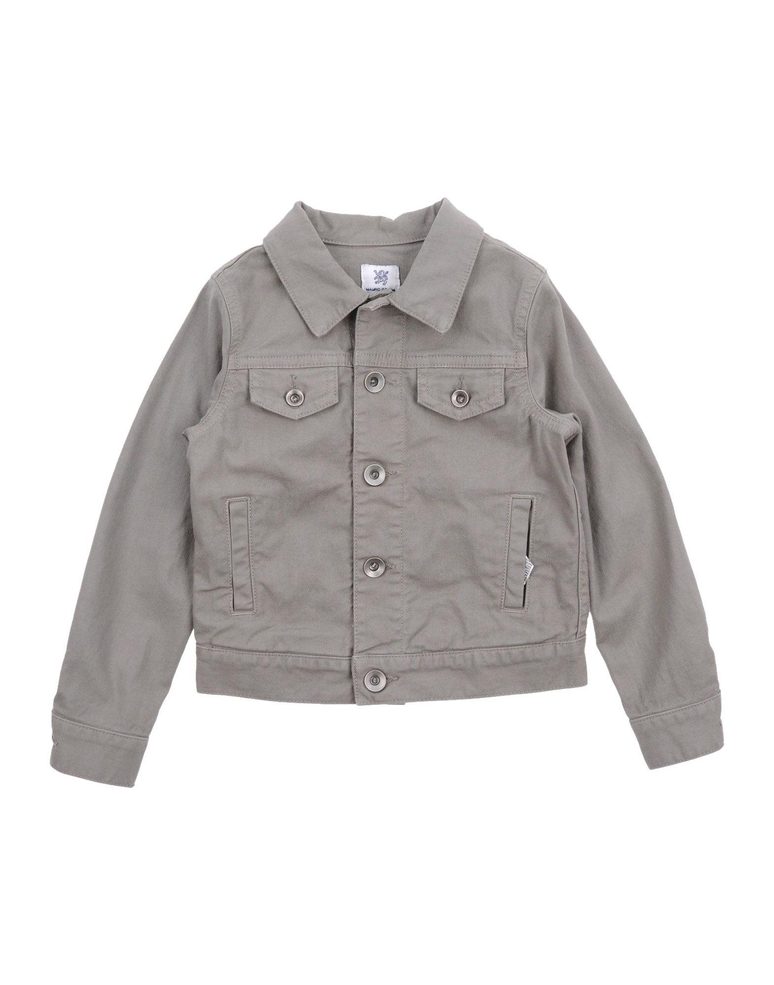 MAURO GRIFONI Джинсовая верхняя одежда цены