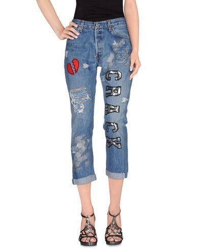 Джинсовые брюки от ANDROGYNOVS
