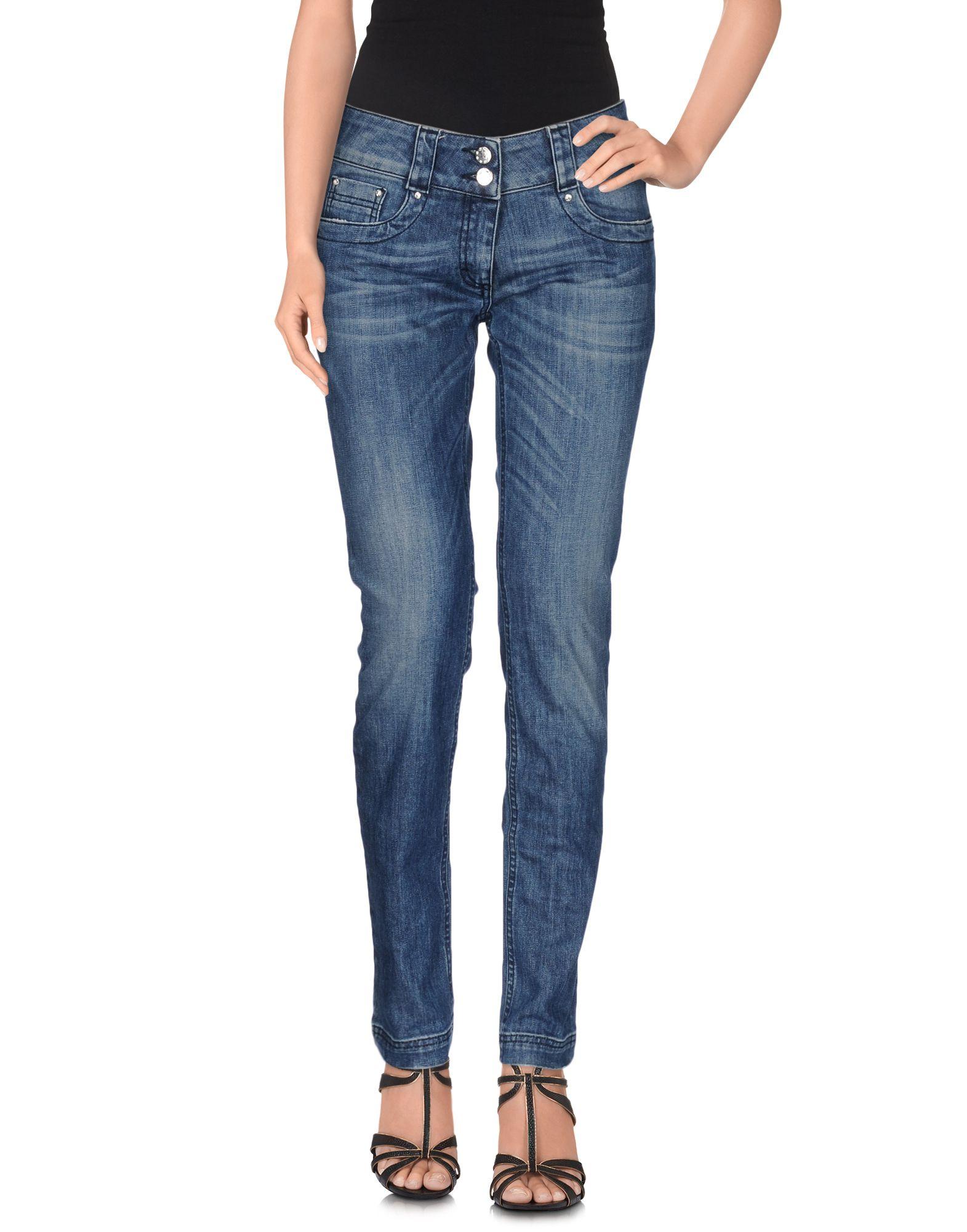 цена JEANS TATTOO Джинсовые брюки онлайн в 2017 году