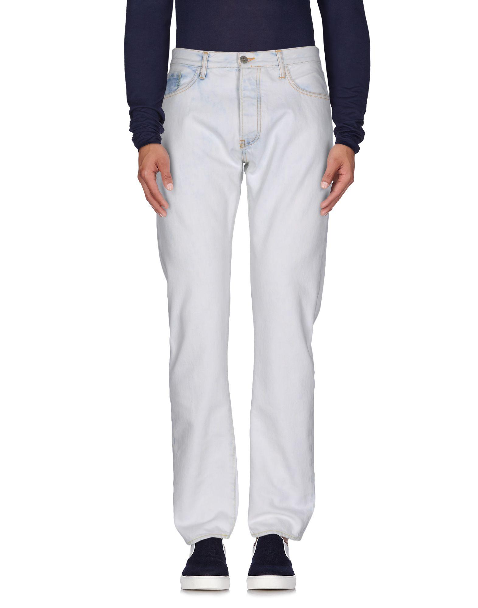 где купить ROUNDEL LONDON Джинсовые брюки по лучшей цене