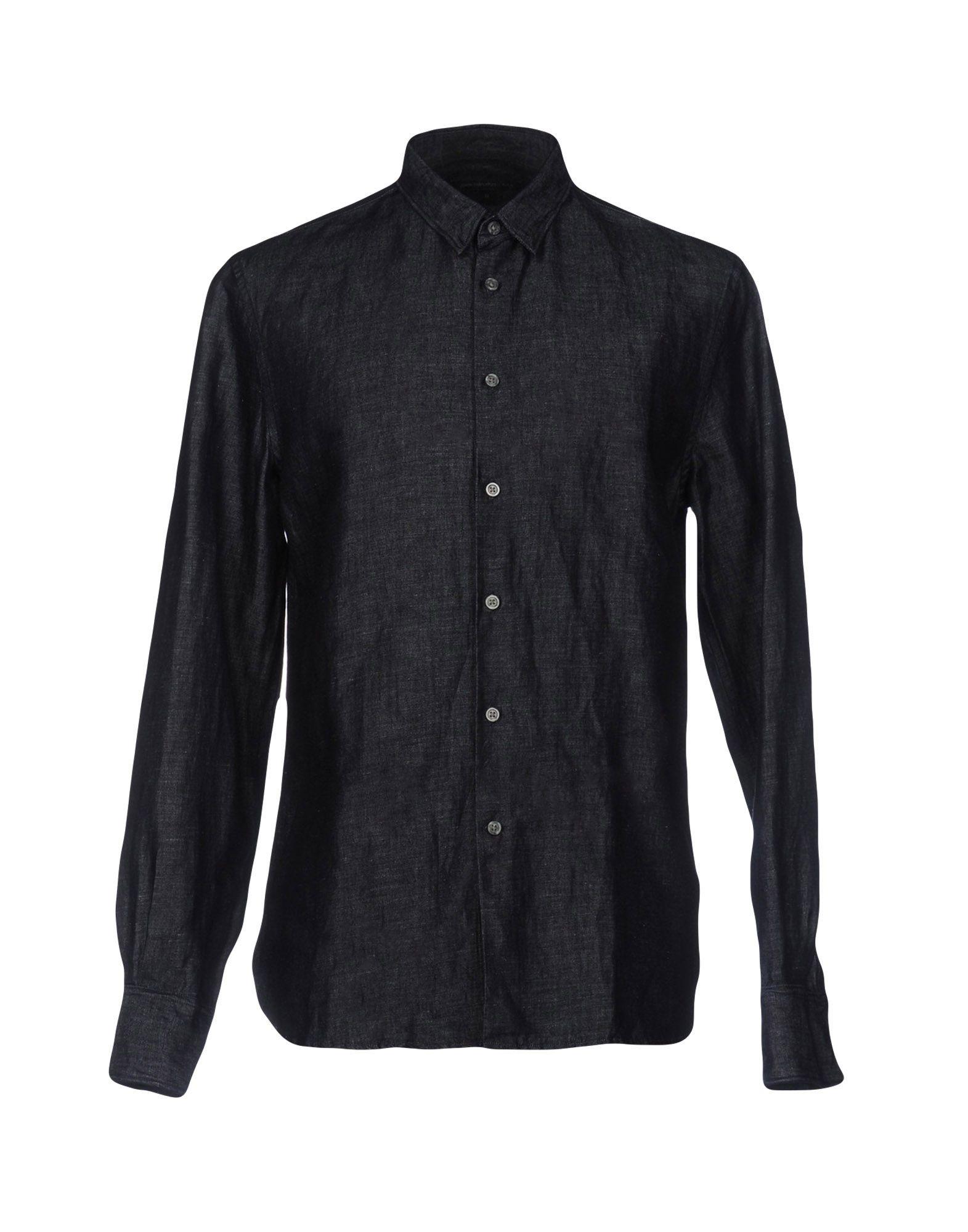 JOHN VARVATOS ★ U.S.A. Джинсовая рубашка john varvatos ★ u s a пиджак