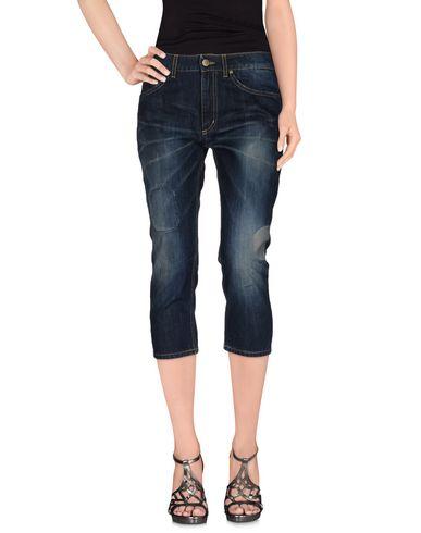 Джинсовые брюки-капри DONDUP 42546015AB