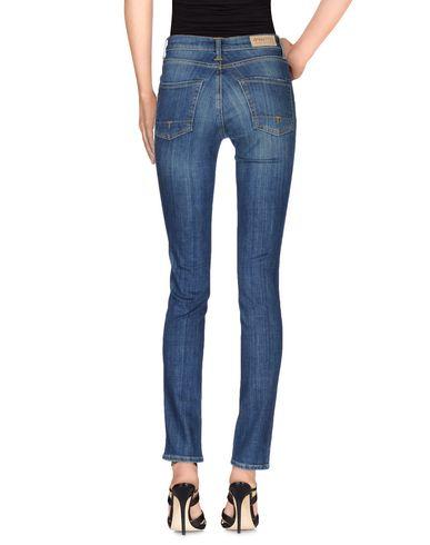 Фото 2 - Джинсовые брюки от TRUE NYC. синего цвета