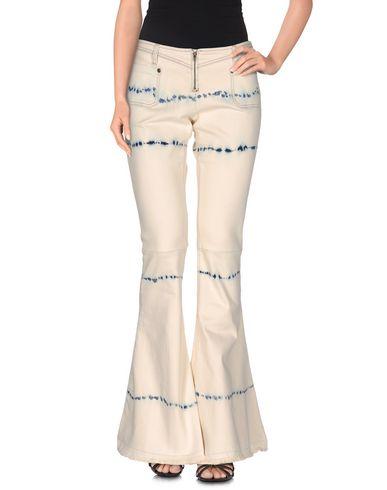 ONE x ONETEASPOON Pantalon en jean femme