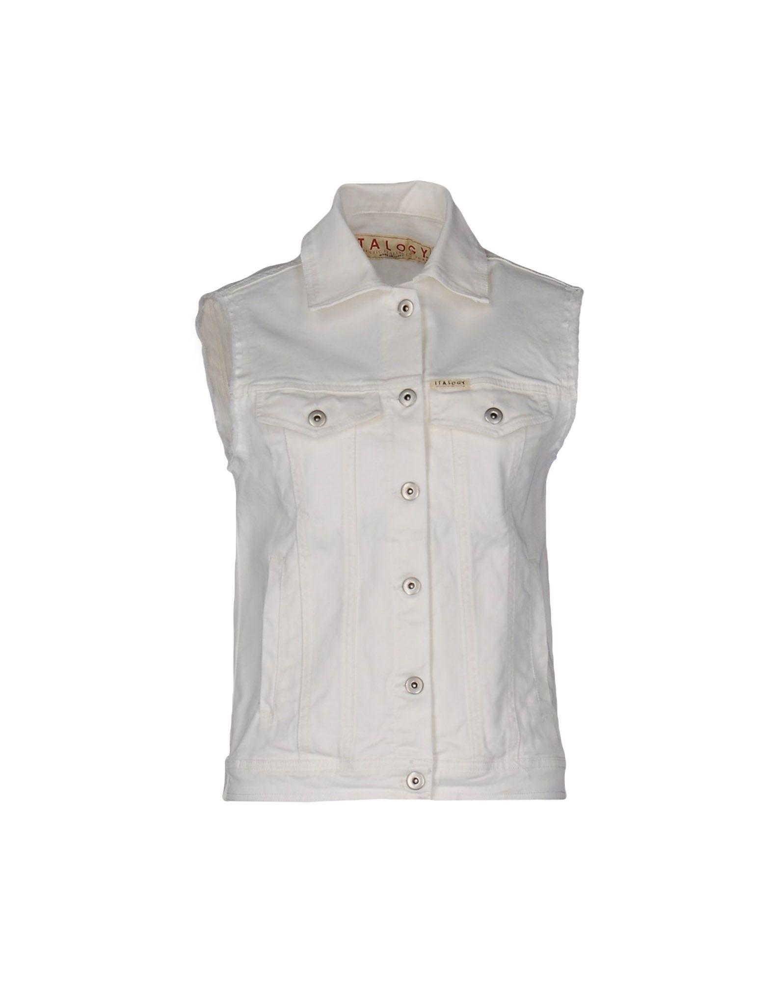 ITALOGY Джинсовая верхняя одежда wrangler джинсовая верхняя одежда