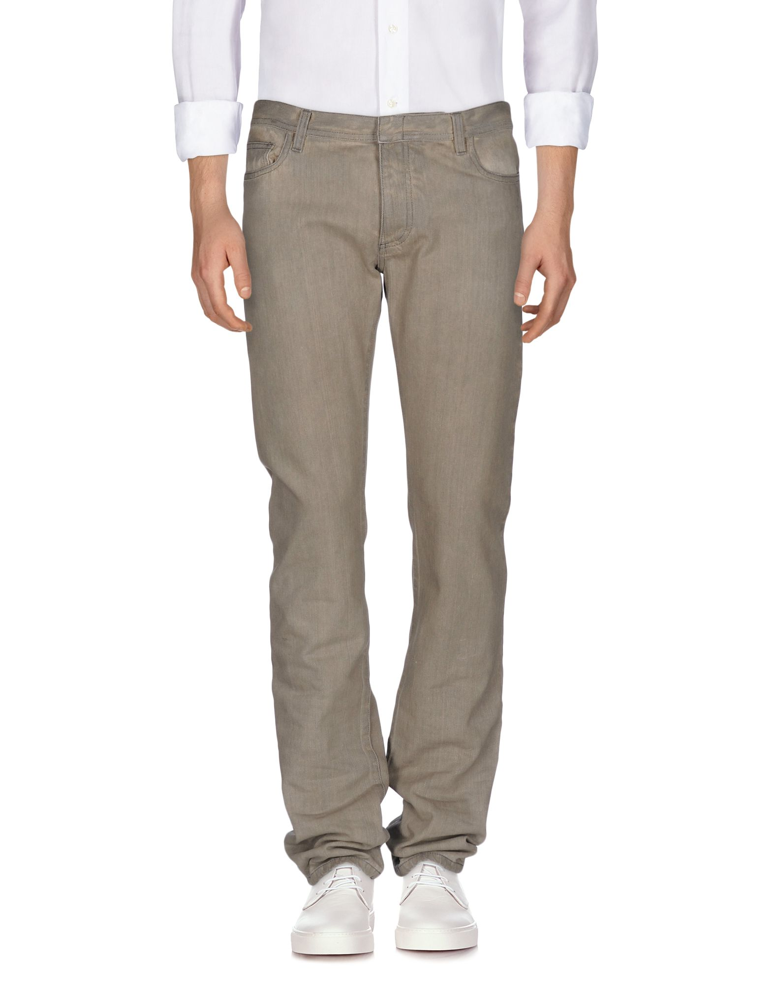 NICOLAS ANDREAS TARALIS Джинсовые брюки цены онлайн