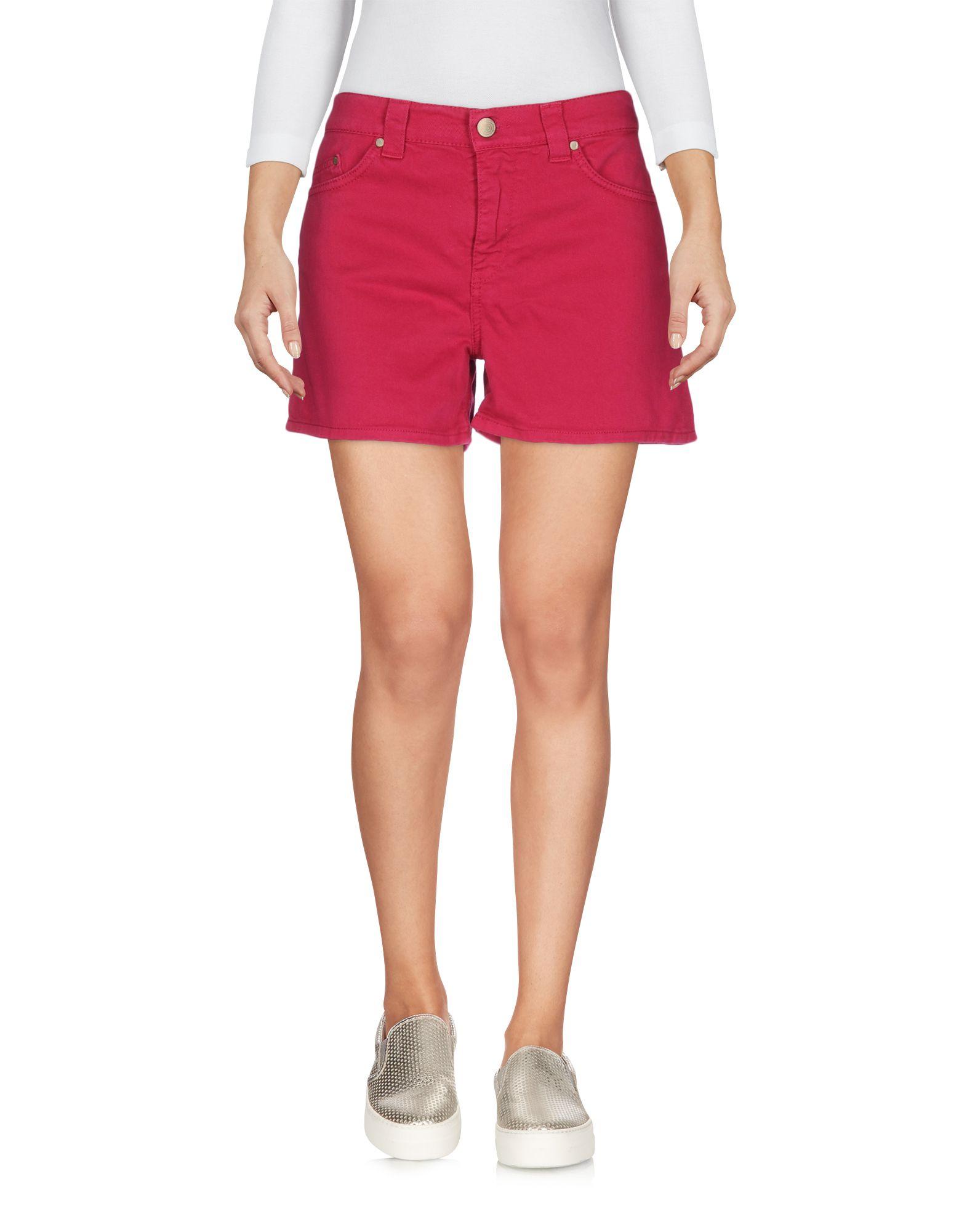DONDUP Джинсовые шорты superfine джинсовые шорты