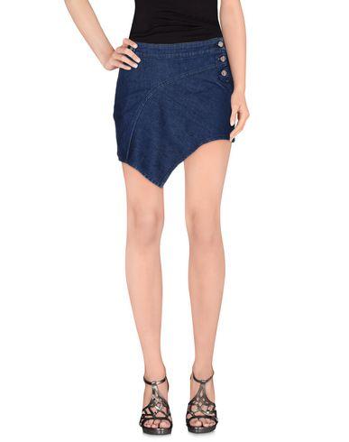 Джинсовая юбка от ANTHONY VACCARELLO NOIR