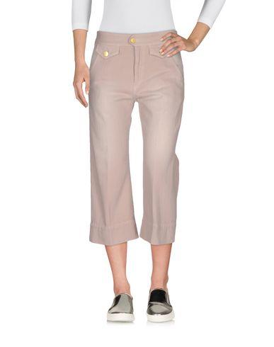 Джинсовые брюки-капри от ISABEL MARANT ÉTOILE