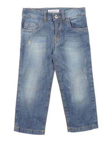PAOLO PECORA Pantalon en jean enfant