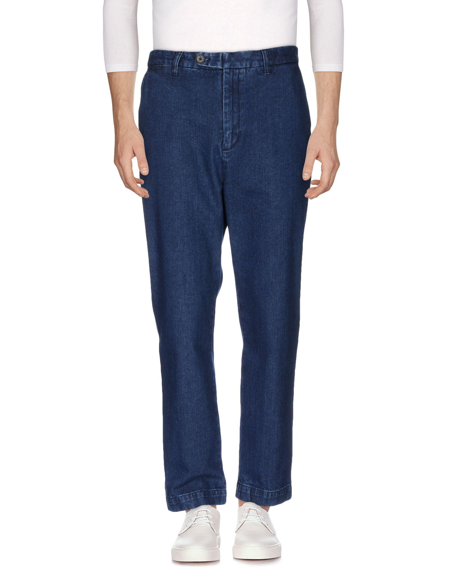 цена ONTOUR Джинсовые брюки онлайн в 2017 году