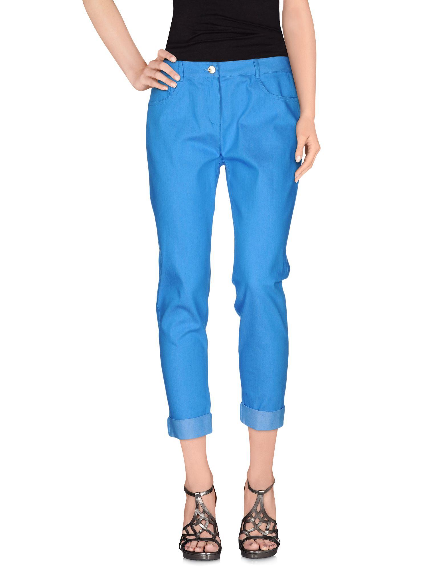 ST. JOHN Джинсовые брюки цена 2017