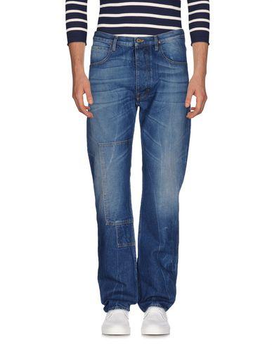 Джинсовые брюки VIVIENNE WESTWOOD ANGLOMANIA 42548658HA