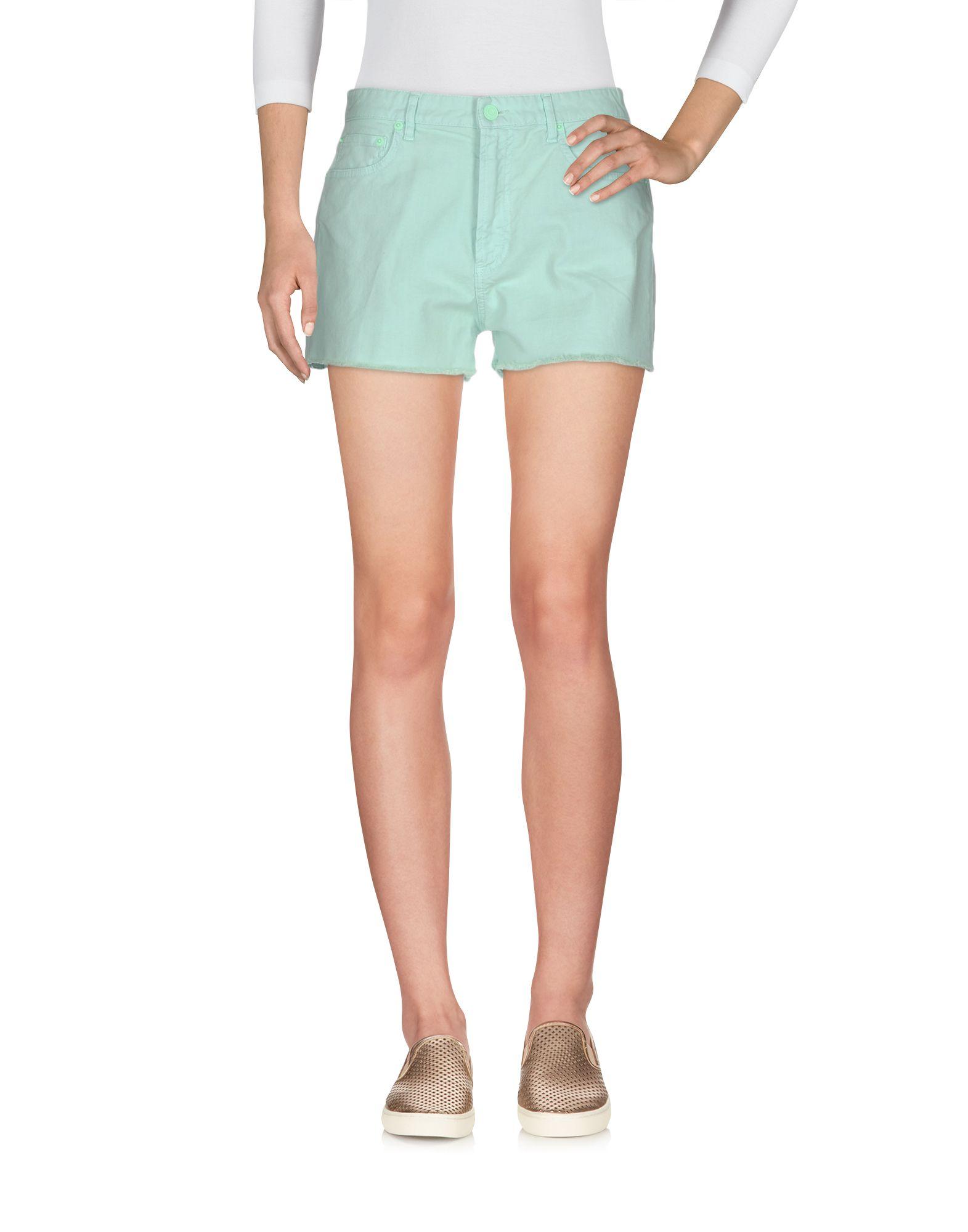 MAURO GRIFONI Джинсовые шорты superfine джинсовые шорты