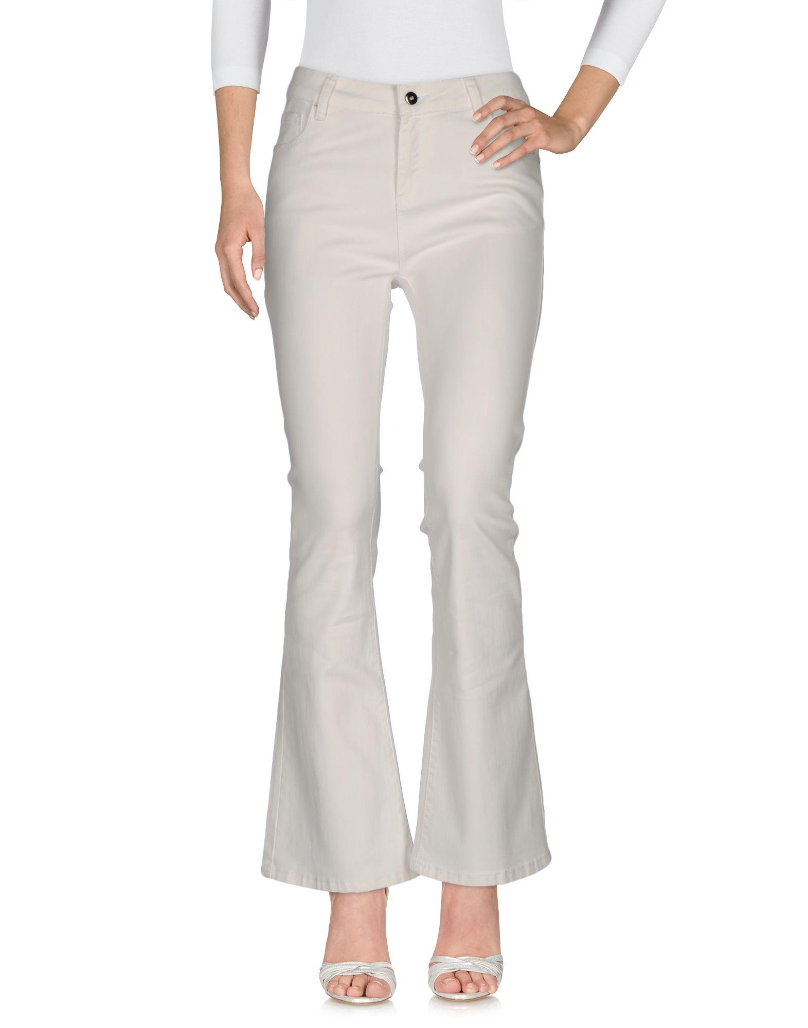 цена CHRISTIANE ROAD Джинсовые брюки онлайн в 2017 году