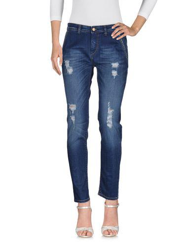 Джинсовые брюки RE-HASH 42548797VM