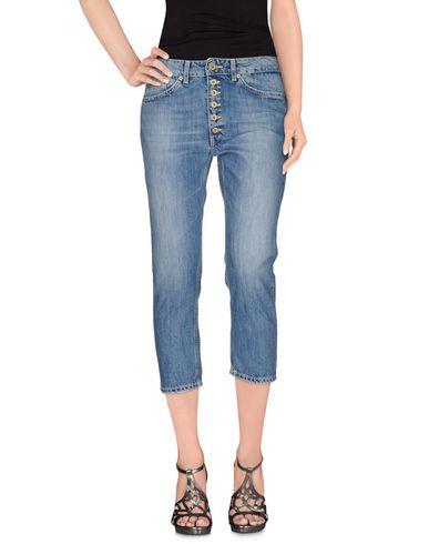 Джинсовые брюки-капри DONDUP 42548854EF
