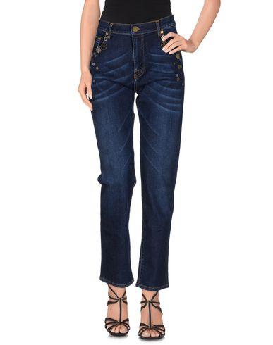 Джинсовые брюки FRANKIE MORELLO 42548869EI