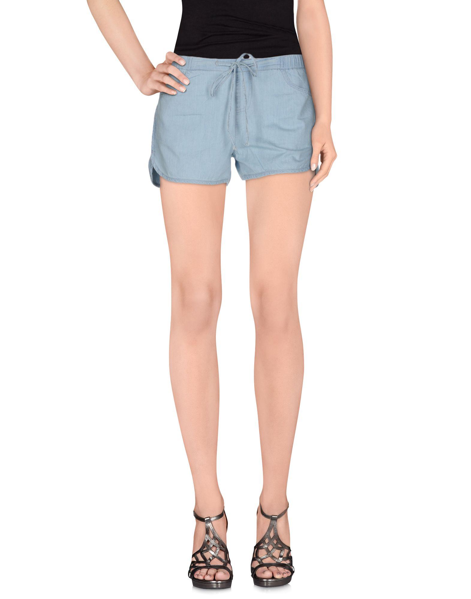 SPARKZ Джинсовые шорты superfine джинсовые шорты