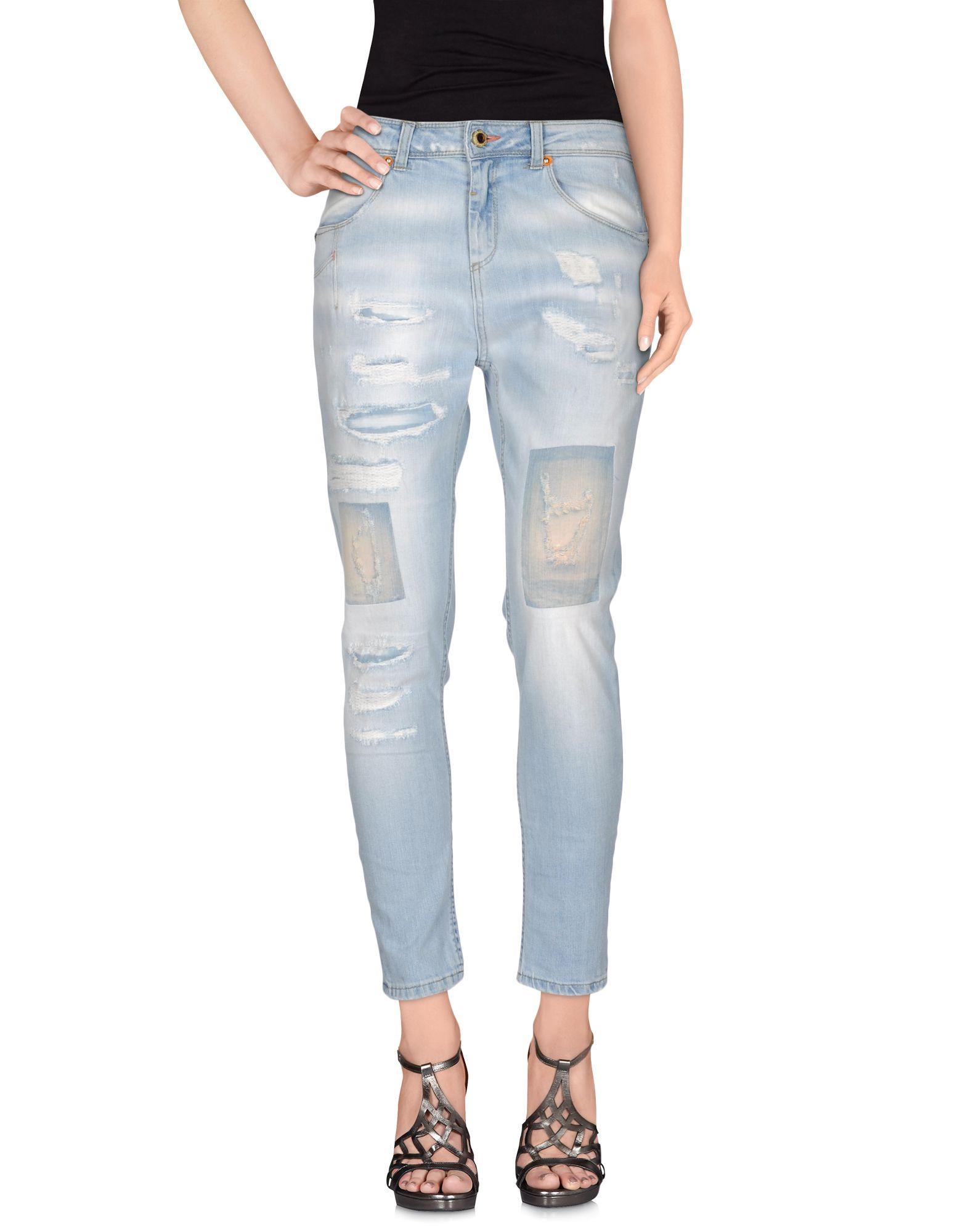 AB/SOUL Джинсовые брюки цена 2017