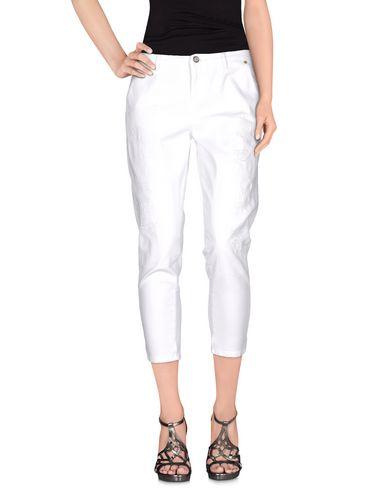 Джинсовые брюки-капри BLAUER 42549677WL