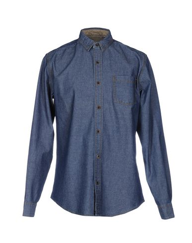 Джинсовая рубашка TIMBERLAND 42549780LX