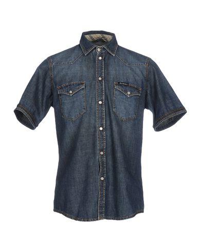 Джинсовая рубашка RO ROGER'S 42549825DQ