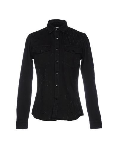 Джинсовая рубашка GIVENCHY 42549826GL