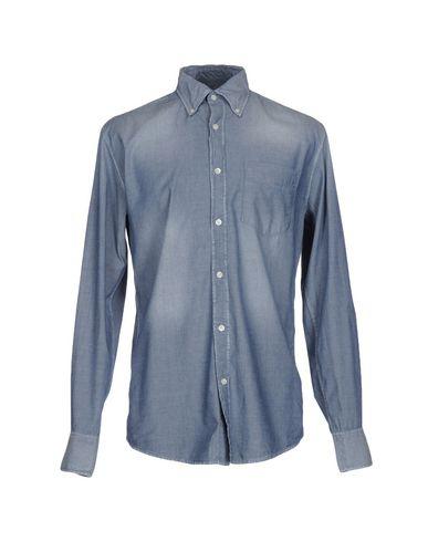 Джинсовая рубашка DEPERLU 42549891TE