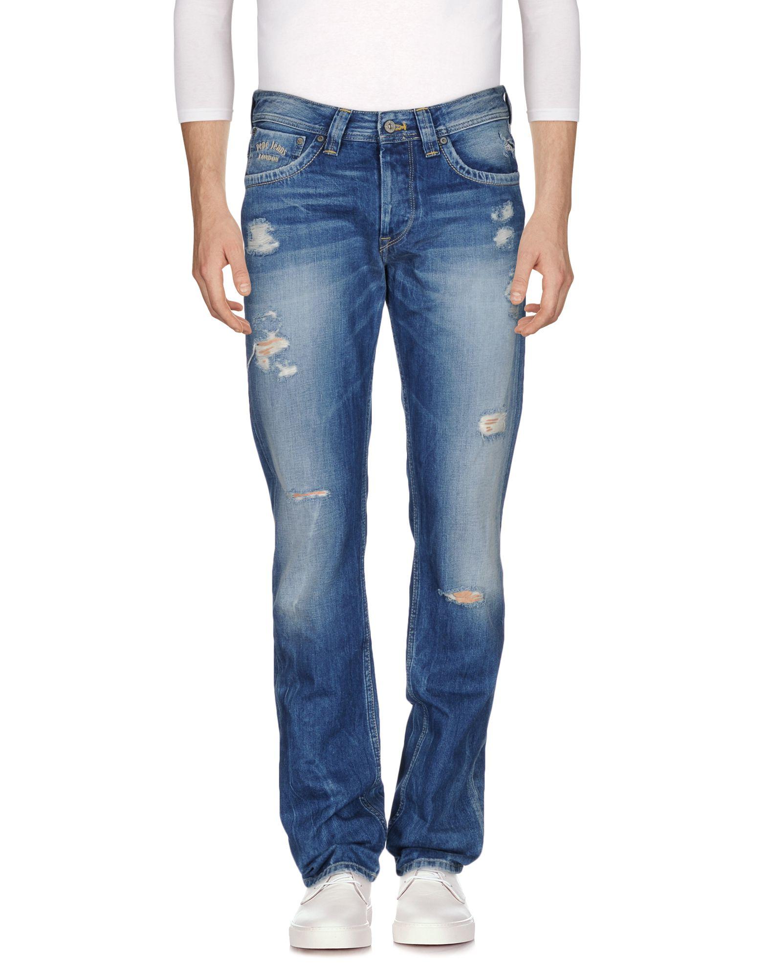 ФОТО pepe jeans джинсовые брюки
