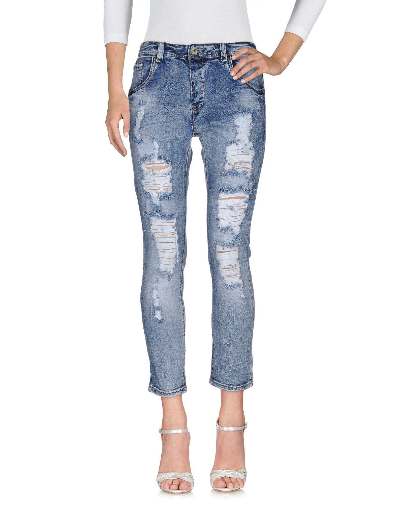 цена ALWAYS JEANS Джинсовые брюки онлайн в 2017 году