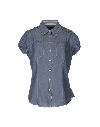 Джинсовая рубашка BLAUER 42550377BQ