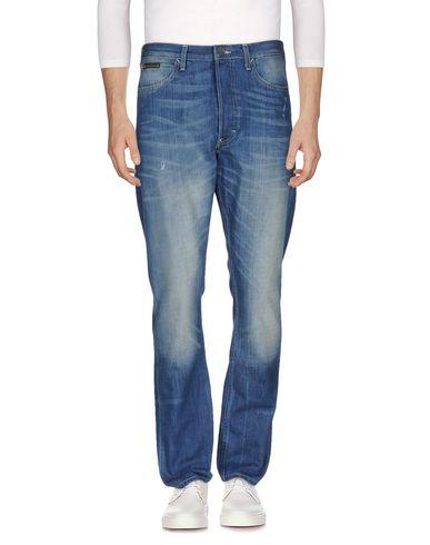 Джинсовые брюки VIVIENNE WESTWOOD ANGLOMANIA LEE 42550588JK