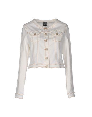 Bianco donna PAUSE CAFÉ Capospalla jeans donna