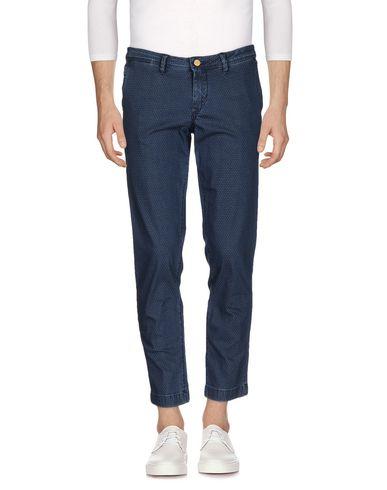 Джинсовые брюки RE-HASH 42550648JQ