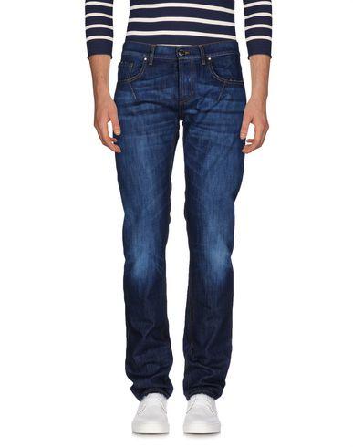Джинсовые брюки LES HOMMES 42550820HE
