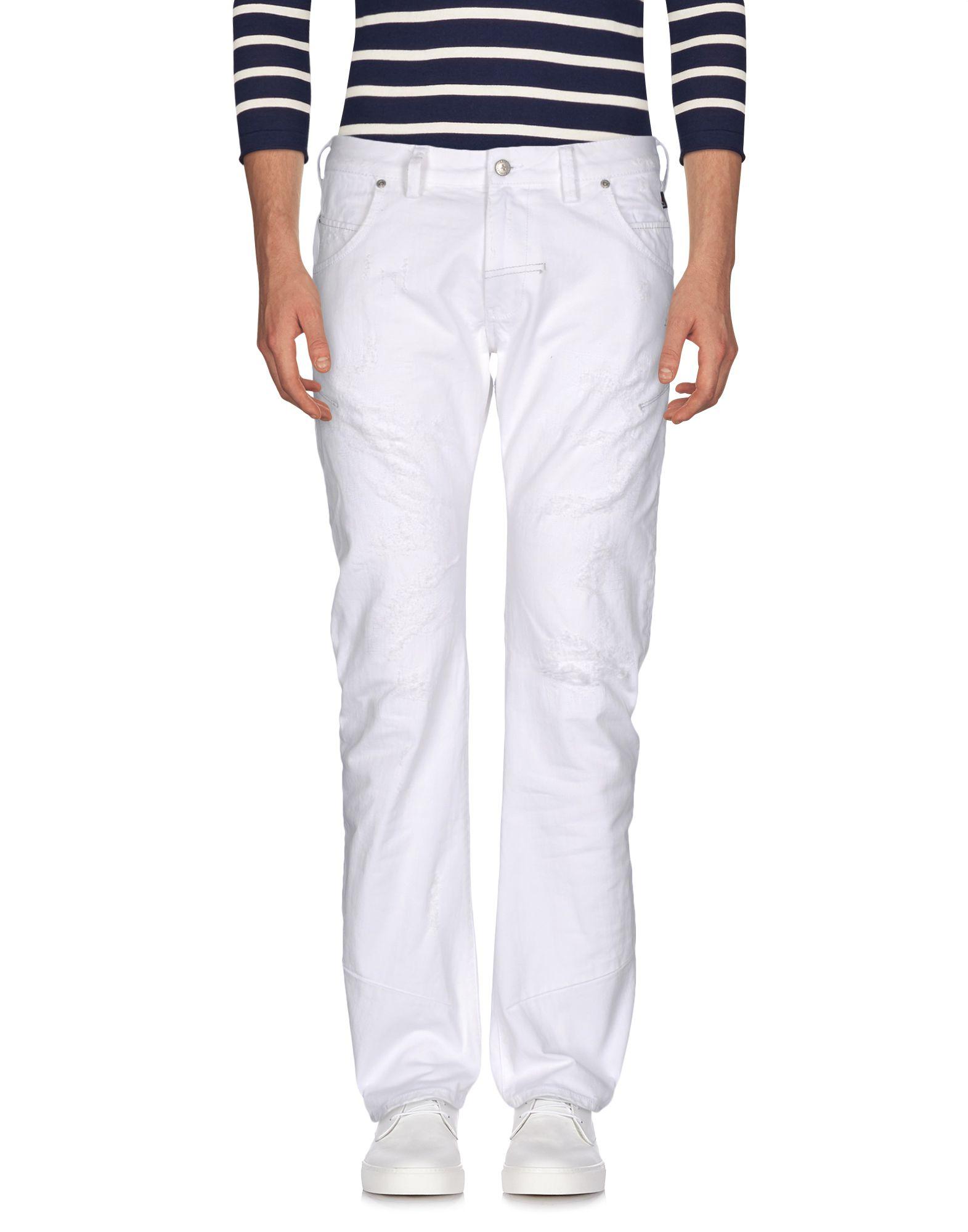 ZU+ELEMENTS Джинсовые брюки цена и фото