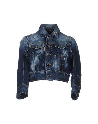 DSQUARED2 - ДЖИНСОВАЯ ОДЕЖДА - Джинсовая верхняя одежда