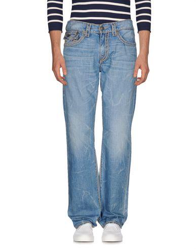 Джинсовые брюки TRUE RELIGION 42550940DM