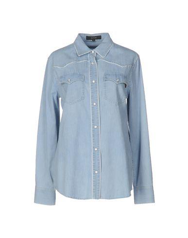Джинсовая рубашка GUCCI 42551032AO