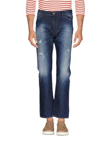 Джинсовые брюки от AGLINI