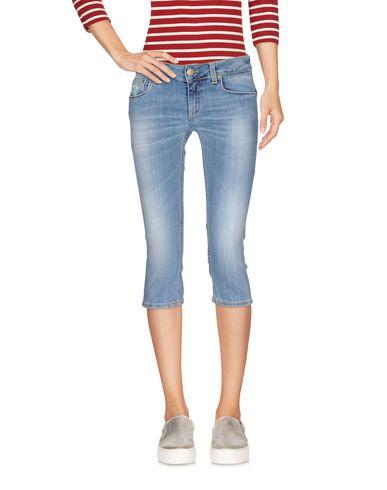 Джинсовые брюки-капри DONDUP 42551381QM
