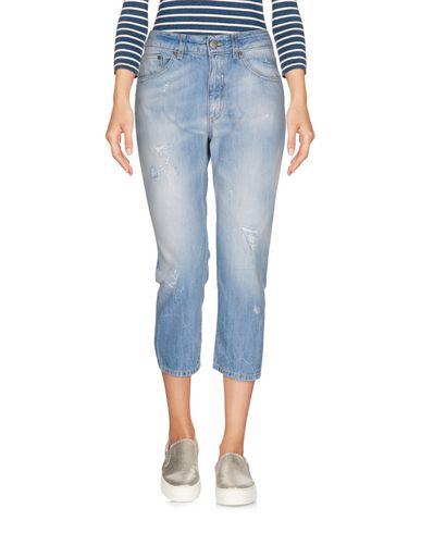 Джинсовые брюки-капри DONDUP 42551751TM